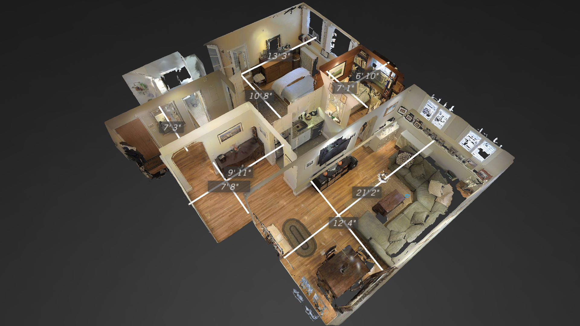 3d matterport photography for Online house tours